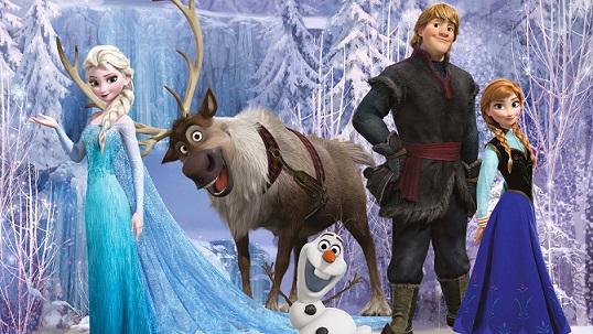 La reine des neiges 2 241mar23 - Fin de la reine des neiges ...